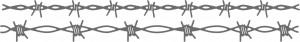 B405 Cheery Lynn Die Barbed Wire-0