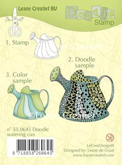 55.0645 Leane Creatief Doodle Stempel -0