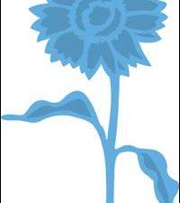 LR0361 Marianne Design Die CreatablesTiny's Sunflower-0