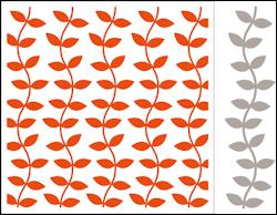 DF3414 Marianne Design Die, Emb.folder & die Leaves-0
