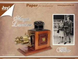 6011/0049 JOY Papirsblok A5 Magic Lantern-0