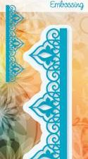 6002/0415 JOY Die Cut/emb Border-0