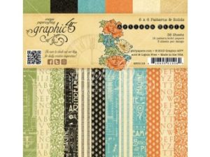 4501112 Graphic 45 - Artisan Style -0