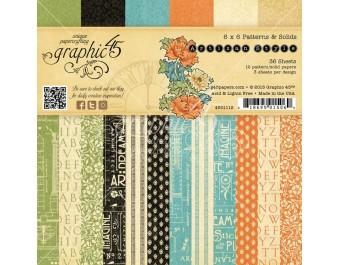 4501112 Graphic 45 - Artisan Style -0
