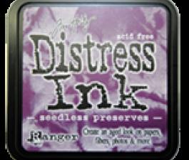 32847 Tim Holtz Distress Ink Pad, Seedless Preserves-0