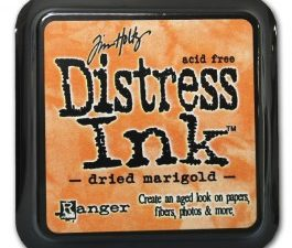 21438 Tim Holtz Distress Ink Pad, Dried Marigold-0