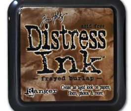 21469 Tim Holtz Distress Ink Pad, Frayed Burlap-0
