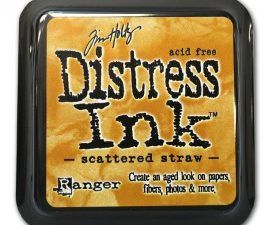 21483 Tim Holtz Distress Ink Pad, Scattered Straw-0