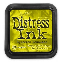 34940 Tim Holtz Distress Ink Pad, Squeezed Lemonade-0