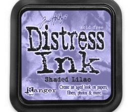 34957 Tim Holtz Distress Ink Pad, Shaded Lilac-0
