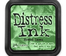35008 Tim Holtz Distress Ink Pad, Mowed Lawn-0