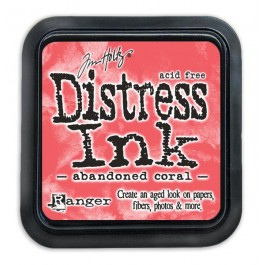 43188 Tim Holtz Distress Ink Pad, Abandoned Coral-0
