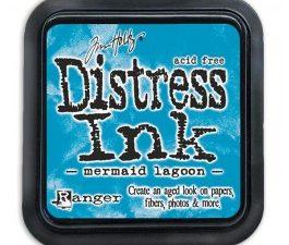 43256 Tim Holtz Distress Ink Pad, Mermaid Lagoon-0