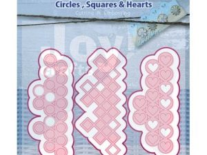 6002/0447 JOY Die Cut/emb circles, squares & hearts-0