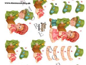 12690 Dan Design 3D 1 ark par der synger julesalmer-0