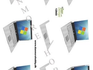 12944 Dan Design 3D 1 ark bærbar computer -0