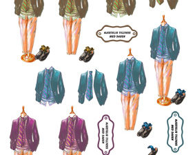 204149 Quickies 3D 1 ark Konfirmations tøj dreng-0