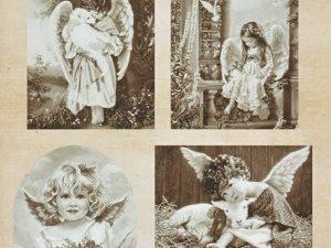 NEVI013 Nellie Snellen Vintage ark 1 ark Angels-0