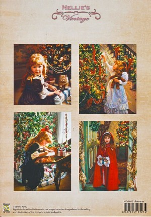 NEVI016 Nellie Snellen Vintage ark 1 ark Presents-0