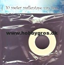 236070 Monteringstape aftagelig (malertape) 10mm x 1m-0