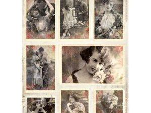 RP SL 46 STUDIOLIGHT 3D 1 ark Udstanset Romantic Portraits-0