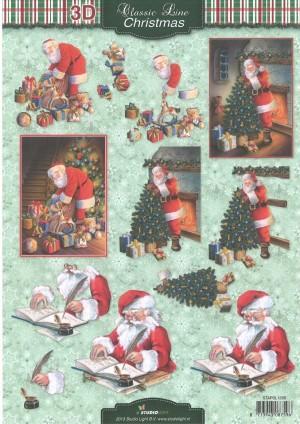STAPSL1266 STUDIOLIGHT 3D 1 ark Classic Line Christmas-0