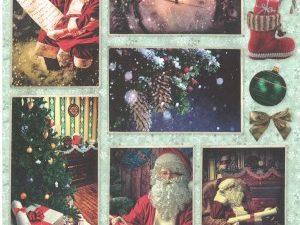 STAPSL1271 STUDIOLIGHT A4 1 ark Classic Line Christmas-0