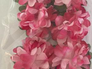 AF023 Dixi Craft Blomster, pink/lyserød-0