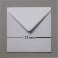 KU15 Kuverter 15,5 x 15.5 hvide, 20stk-0
