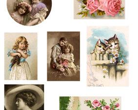 301108 Quickies 3D 1 ark vintage billeder-0