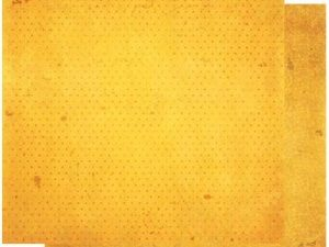 12BCV821 BOBUNNY Scrapbooking ark 30 ×30 cm, Buttercup Vintage-0