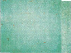 12IMV906 BOBUNNY Scrapbooking ark 30 ×30 cm, Island Mist Vintage-0