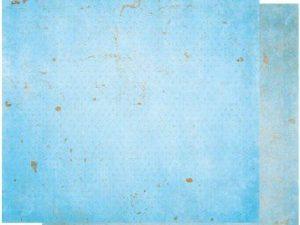 12PBV968 BOBUNNY Scrapbooking ark 30 ×30 cm, Powder Blue Vintage-0