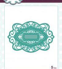 CED5103 Creative Expressions Sue Wilson Die Greek Island Collection Rhodes-0