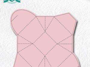 WPD002 Nellie Snellen Die Wrapping Die Gift Box Jewelery -0