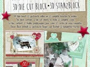 SD19 STUDIOLIGHT udstanset blok Scandinavian Winter-0