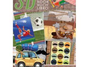 SL94 STUDIOLIGHT A4 Herren Kaarten bog Nr 94-0