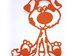 CAFNN-2 Cheery Lynn Die Crafty Ann Funny Dog -0
