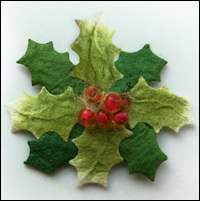 RB2237 MARIANNE DESIGN Paper Holly -0