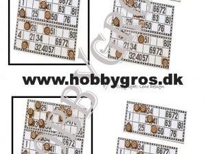 066401 Lene Design 3D 1 ark Bankoplader-0