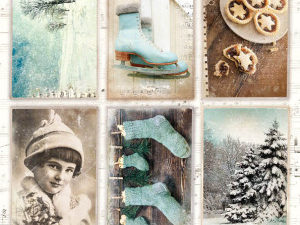 STAPWM1350 STUDIOLIGHT Udstanset 1 ark Winter Memories-0