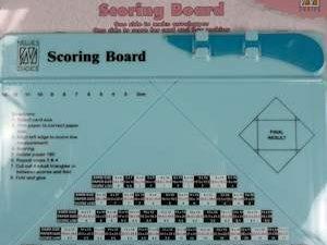 NSCB001 Nellie Snellen Scoreboard A4-0