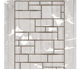 PM10045 Precious Marieke Die Rustic Christmas Brick Wall-0