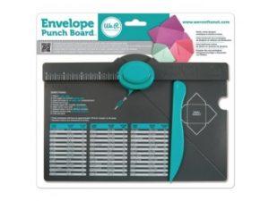 71277-0 We R Memory Keepers Envelope Punch Board-0