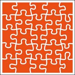 DF3422 Marianne Design Emb.folder Puzzle-0