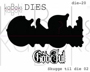 die-20 Kaboks Die God Jul Skygge-0