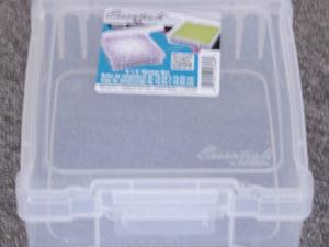6953AB Artbin plast æske 15,25 x 15,25 cm-0