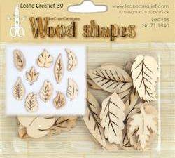 71.1840 Leane Creatief Wood Shapes Leaves-0