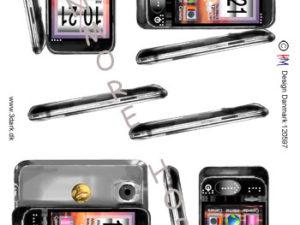 120597 HM Design 3D 1 ark mobil telefon-0