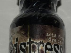 19473 Distress Re-Inker, Walnut Stain-0